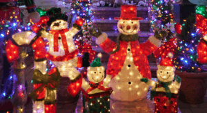 electrical contractor holiday lighting