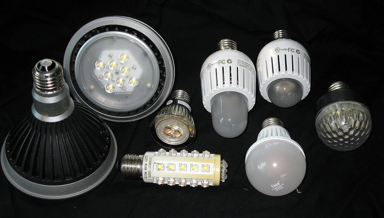 How to Safely Dispose Broken LED Bulbs