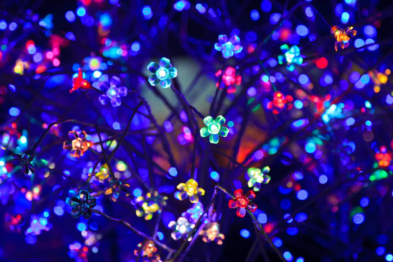 Christmas Holiday Electrical Safety - White's Electrical Indianapolis Indiana LED Lights