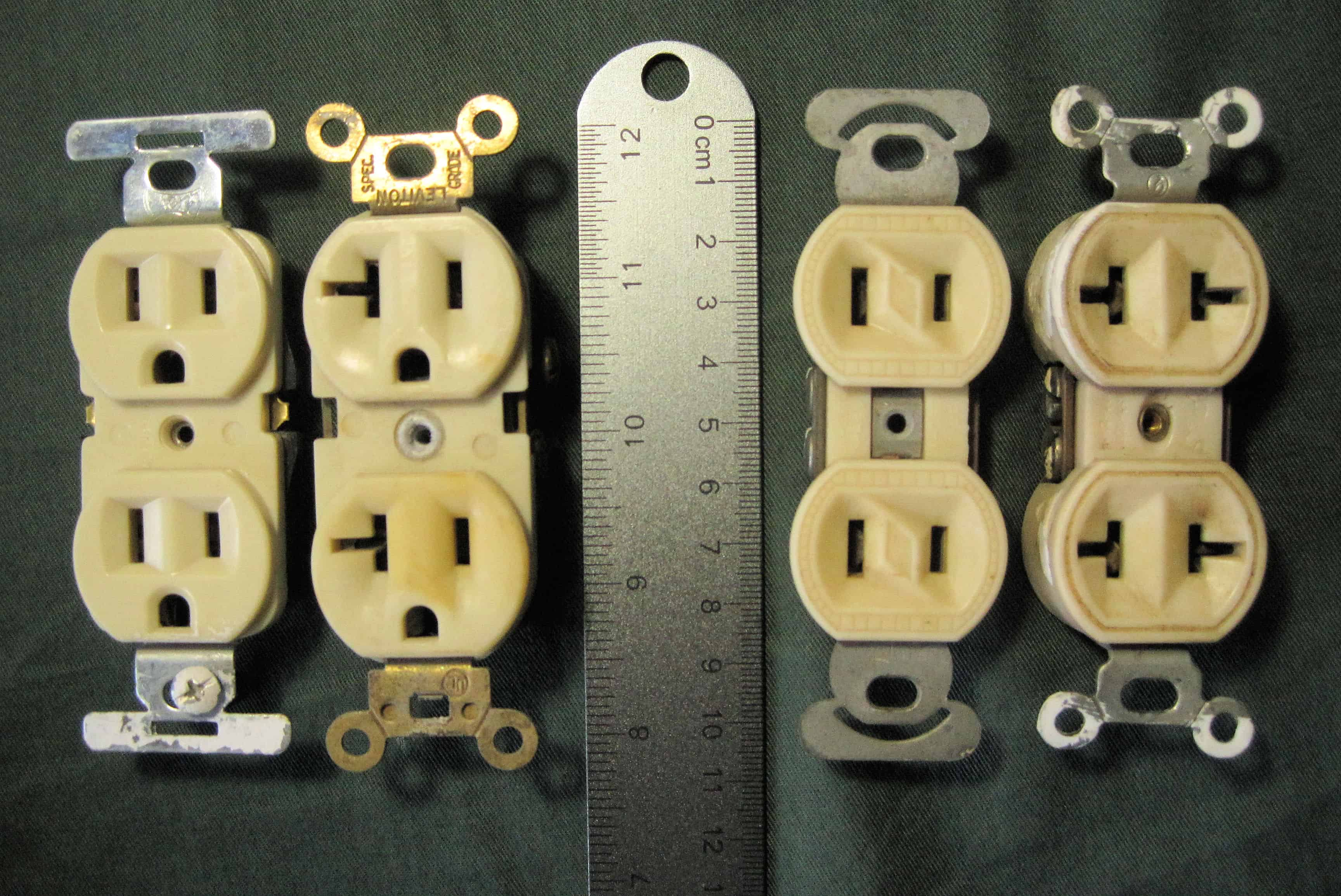 Two Prong Outlets - White's Electrical - Indianapolis